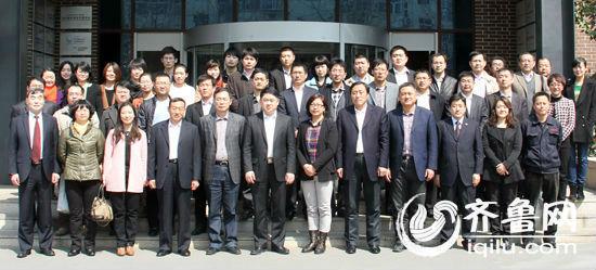 青岛市科技企业孵化器协会成立 张焱当选协会会长