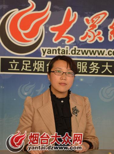 烟台市喜旺食品有限公司副总经理赵瑞连做客嘉宾访谈-喜旺 食品安全