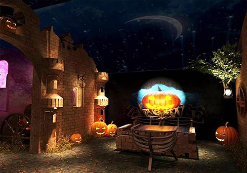 魔法城堡主题小屋效果图-西海岸生态观光园引爆青岛周末游