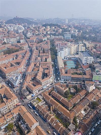 精心呵护城市的历史文化街区
