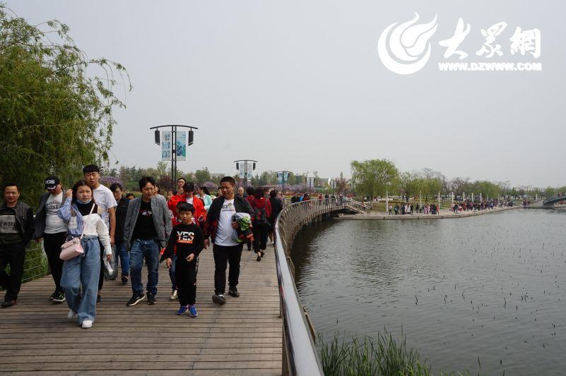 卡丁车,乡村音乐节……在胶州大沽河旅游度假区,洋河镇九顶莲花山景区